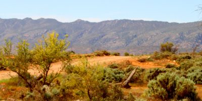 Flinders Ranges – October 2015