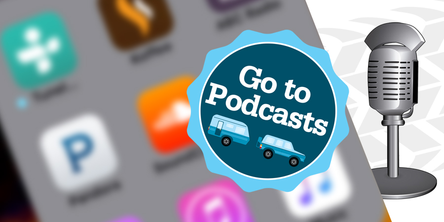Podcasts – Time to get upbeat and download!