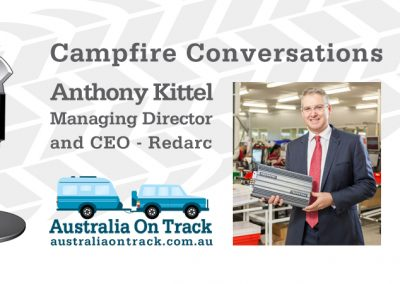 Anthony Kittel – Redarc – Campfire Conversation