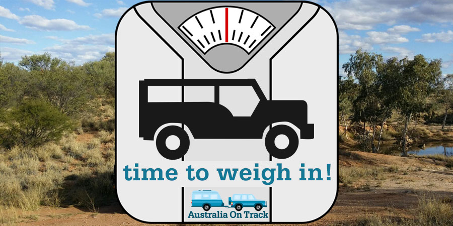 4WD Weigh In