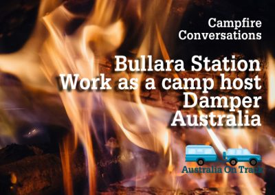 Campfire Conversation – Camp Hosts