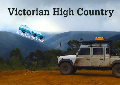 Defender 130 – The Victorian High Country