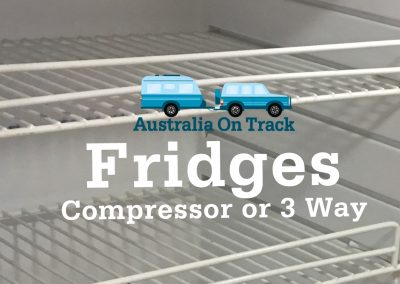 Refrigerators – Compressor or 3 Way