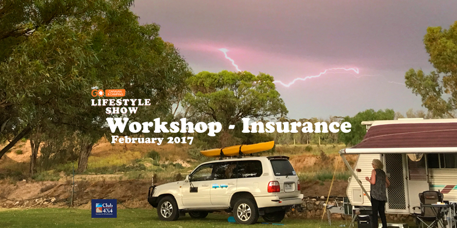 Podcast / Workshop – INSURANCE
