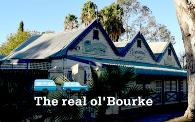 The real ol' Bourke.