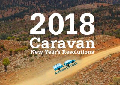 Caravan New Year's Resolutions