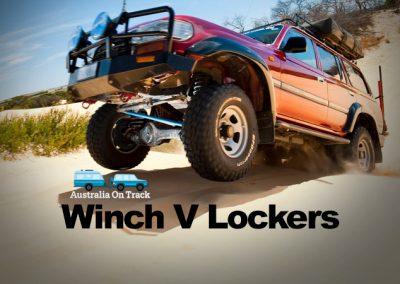 Winch V Lockers