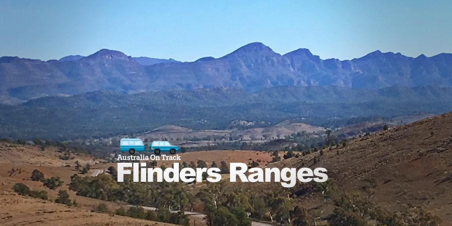 The Flinders Ranges – Wilpena Pound – A Journey Of Discovery.